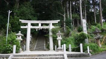 大村神社入口