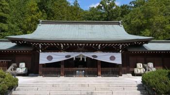 山梨県護国神社