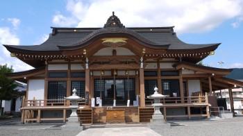 甲斐奈神社本殿