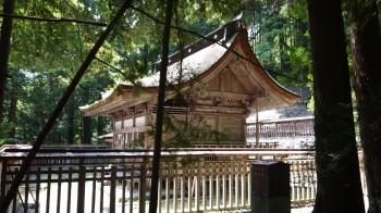 武田八幡本殿