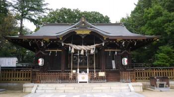 福島稲荷神社本殿