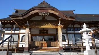 徳寿院本堂