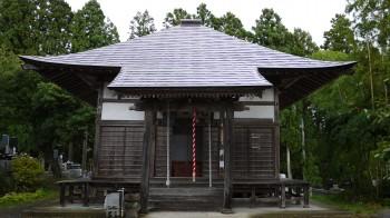 観福寺観音堂
