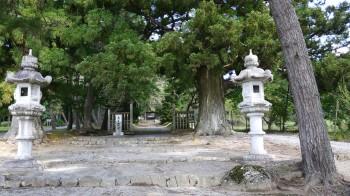 普門寺入口