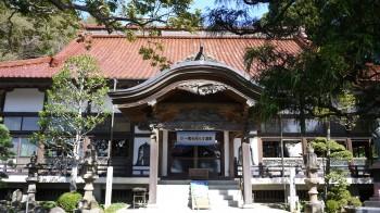 気仙沼観音寺本堂