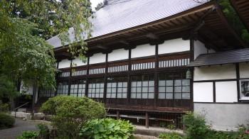 大蔵寺本堂