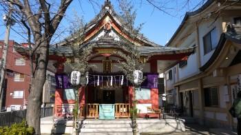 浅草浅間神社本殿