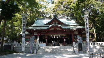 来宮神社本殿
