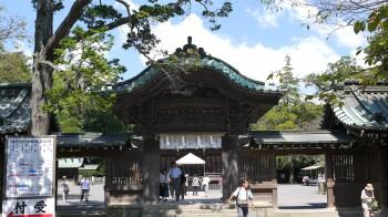 三島大社神門