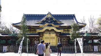 上野東照宮正面