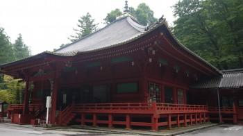 輪王寺常行堂