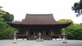 三井寺本堂