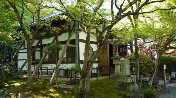 化野念仏寺本堂