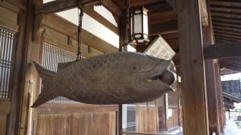 万福寺木魚