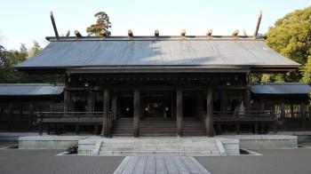 宮崎神宮拝殿・本殿