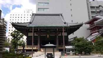 太融寺本堂