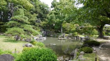 天王寺寺極楽浄土の庭