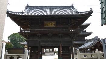 岡山西大寺山門