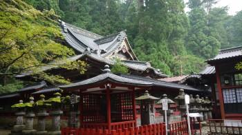 二荒山神社本堂