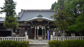 宝塚神社本殿