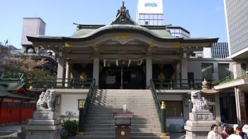 難波神社本殿