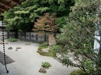 南禅寺枯山水