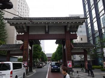 増上寺 大門