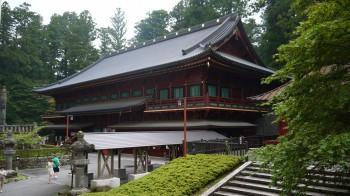 輪王寺護摩堂