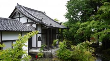 小町寺本堂