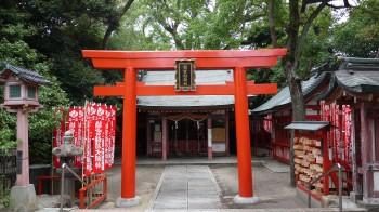 長田神社稲荷
