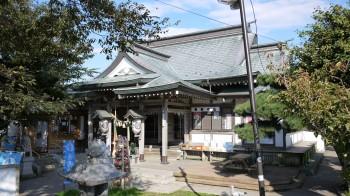 蕪島神社本殿
