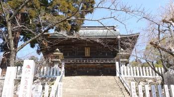 筑波山神社三門