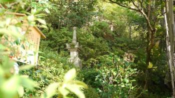 三室戸寺浮舟碑