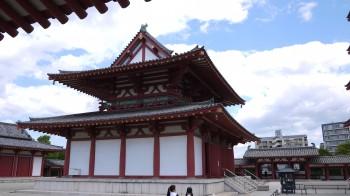 天王寺金堂