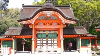 宇佐神宮楼門