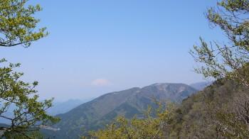本坂からの富士山
