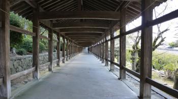 吉備津神社廻廊