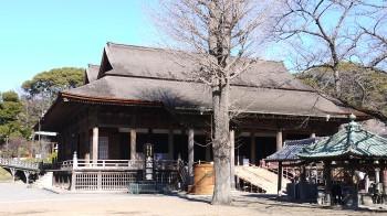 法華経寺大師堂
