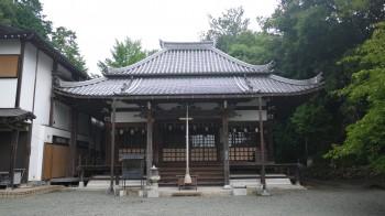 平林寺本堂