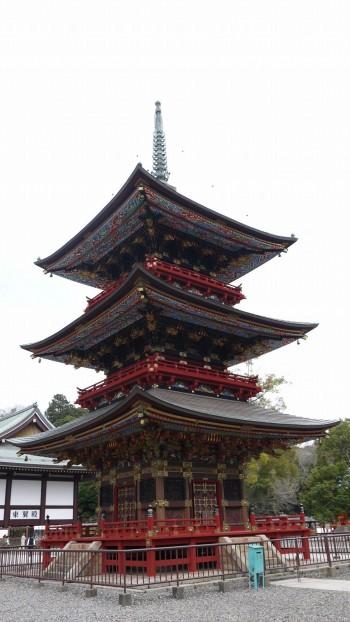 成田さん三重塔70