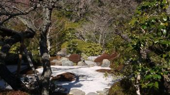 浄妙寺枯山水