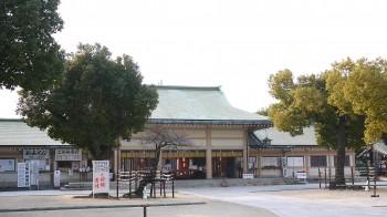 生玉神社本殿