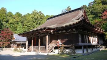 西明寺本堂