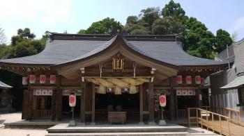 八重垣神社本殿