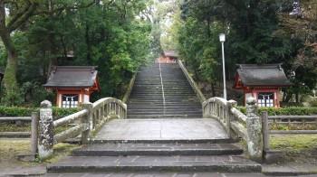 鹿児島神宮入口