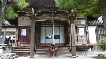 岩屋寺本堂