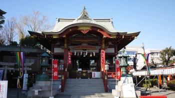 羽田神社本殿