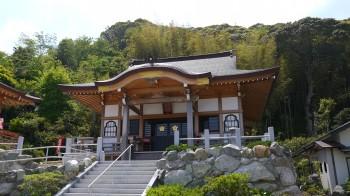 能蔵院本堂