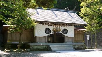 安房神社下宮
