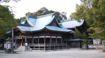 玉祖神社本殿2